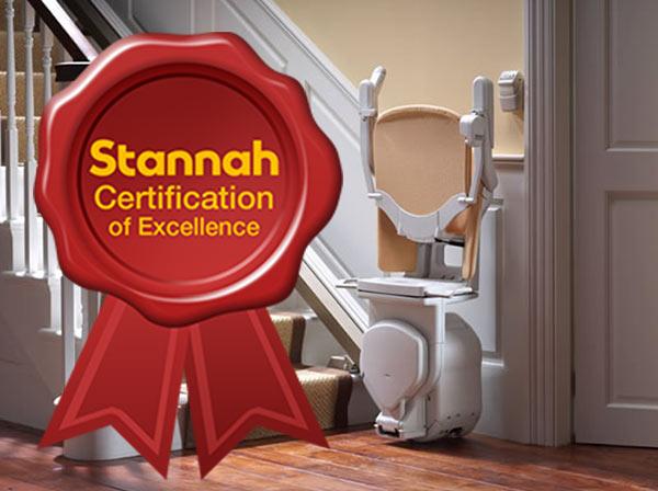 Erimas Asansör Sistemleri Stannah Certificate of Excellence (Mükemmellik Sertifikası) ile ödüllendirildi!