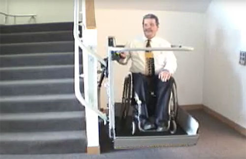 Engelli Asansörü