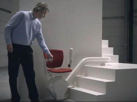 Air Tek Ray Merdiven Asansörü